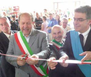 Augusto Grillo con Luca Del Gobbo